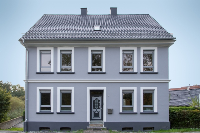 Fassadengestaltung Duessel